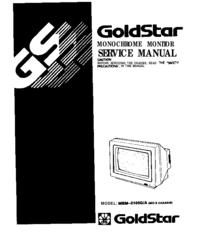 Goldstar MBM-2105 G