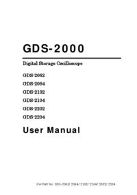 GoodWill GDS-2104