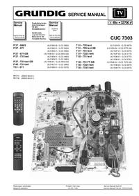 Grundig T 55 - 731 FT GB