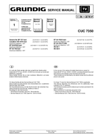 Grundig Lissabon SE 5576 text