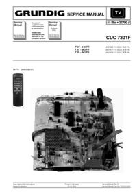 Grundig T 51 - 843 FR