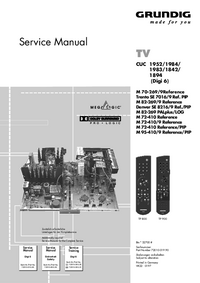 Grundig M 82-269 PALplus/LOG