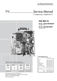 Grundig ST 55 – 834 GB/DOLBY