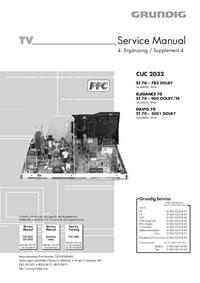 Grundig ELEGANCE 70 ST 70 – 900 DOLBY/TR