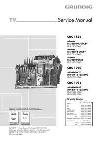 Grundig ARGANTO 70 MW 70 – 510/8 DPL