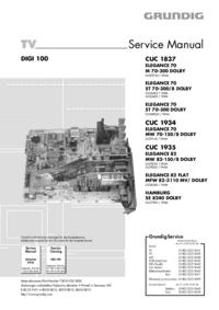 Grundig CUC 1837