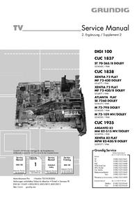 Grundig MW 82-515 MV/DOLBY