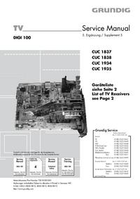 Grundig SEDANCE 70 ST 70-285/8 DOLBY