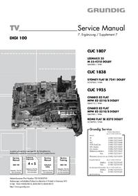 Grundig M 55-4210 DOLBY