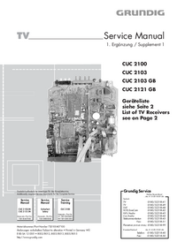 Grundig DAVIO 37 P 37-4101 TOP/TR