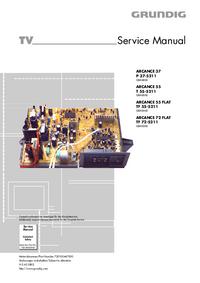 Grundig ARCANCE 55 FLAT TF 55-5211