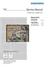 Grundig Arcance 82 Flat MFW 82-2015 Dolby