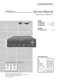 Grundig Madrid SE 1206 HiFi/NIC