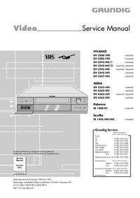 Grundig Sevilla SE 1405 HiFi/NIC