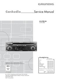 Grundig EC 4790 CD