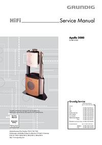 Grundig Apollo 2000