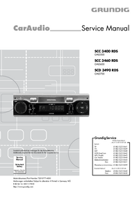 Grundig SCC 3460 RDS