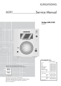 Grundig Vertiga UMS 5100
