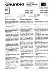 Grundig M95-102 IDTV
