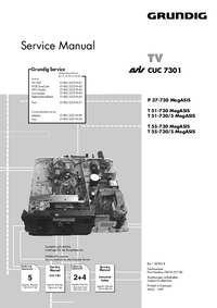 Grundig CUC 7301