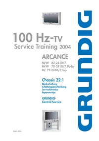 Grundig-4001-Manual-Page-1-Picture