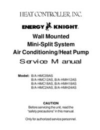 HEATCONTROLLER B/A-HMC12AS