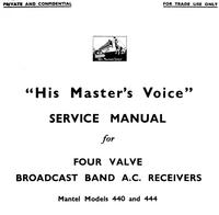 HMV 444