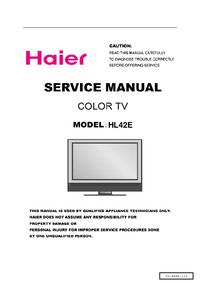 Haier HL42E