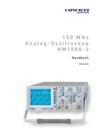 Hameg HM 1500-2