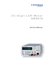 Hameg HM8018