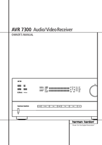 HarmanKardon AVR-7300