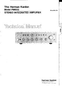 HarmanKardon PM655