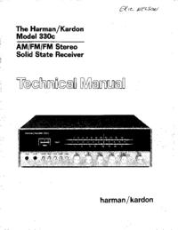 HarmanKardon 330C