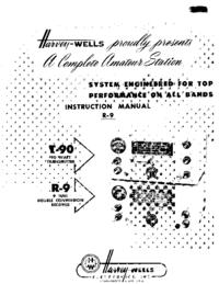 Harvwels R-9
