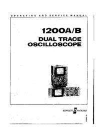 HewlettPackard 1200A