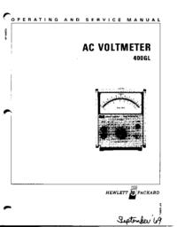 HewlettPackard 400GL
