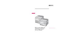 HewlettPackard LaserJet 4000