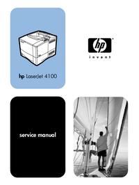 HewlettPackard LaserJet 4100