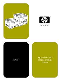 HewlettPackard LaserJet 5100Le