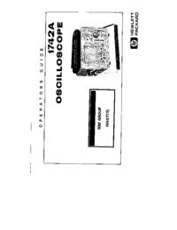 HewlettPackard 1742A
