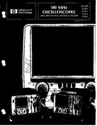 HewlettPackard 1746A