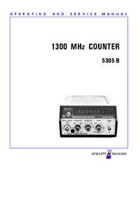 HewlettPackard 5305B