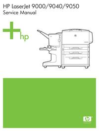 HewlettPackard LaserJet 9000