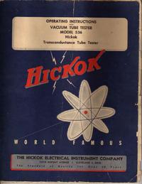 Hickok 536