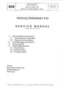 Hico Ultrasonat 810