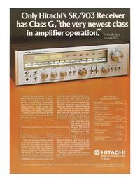 Hitachi SR903