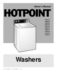 Hotpoint VBSR1070