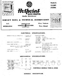 Hotpoint J35DE