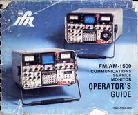 IFR FM/AM-1500