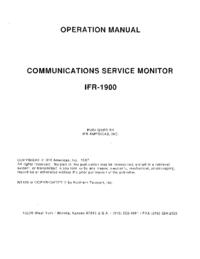 IFR 1900